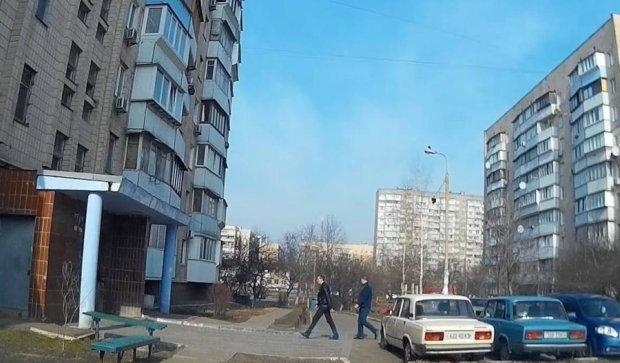 Профессиональные грабители терроризируют киевлян