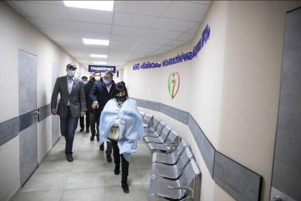 Больница в Киеве, фото: klichko.org