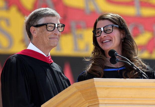 Билл и Мелинда Гейтс, фото: GettyImages