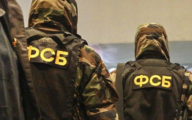 Спецназ ФСБ похитил жителя Симферополя - видео