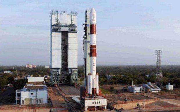 Индия успешно запустила сверхсовременный спутник