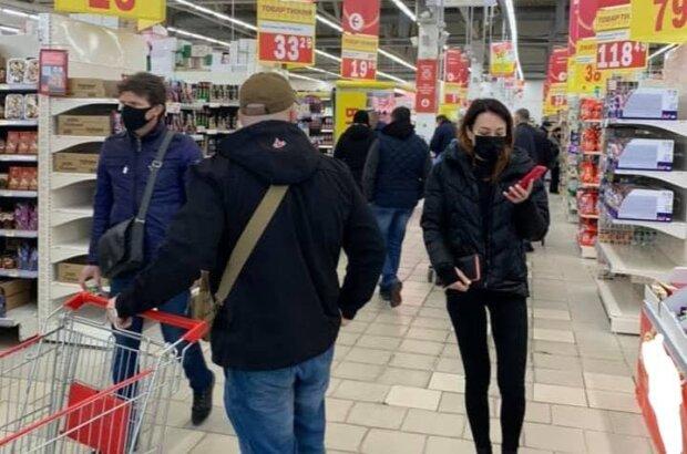Супермаркет / фото: соцмережі