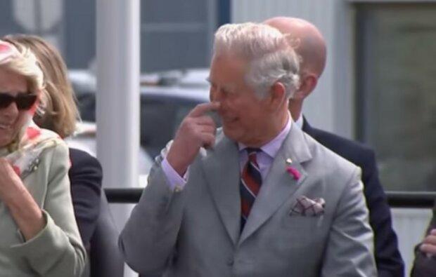 Принц Чарльз, скріншот YouTube