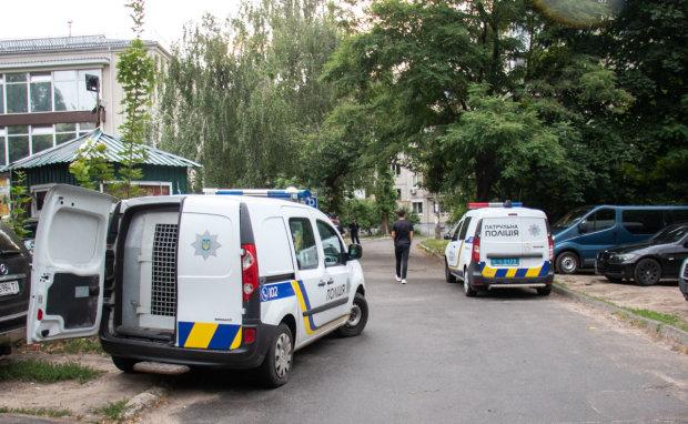 Голый киевлянин избил пенсионера и двухлетнего малыша: дело в анализах