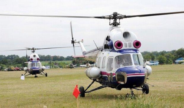 На чемпіонаті України з вертолітного спорту виступлять росіяни
