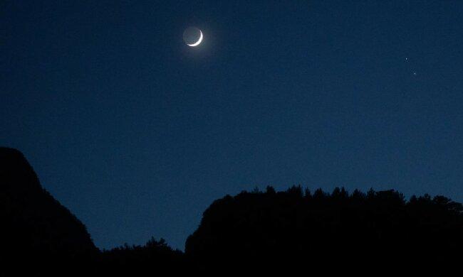 Місяць, фото: Getty Images