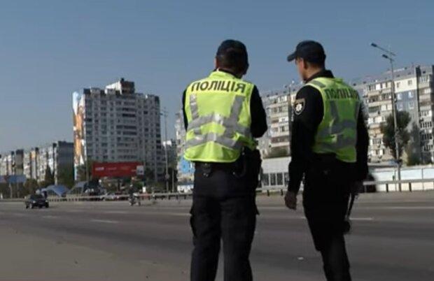 Патрульная полиция, кадр из видео