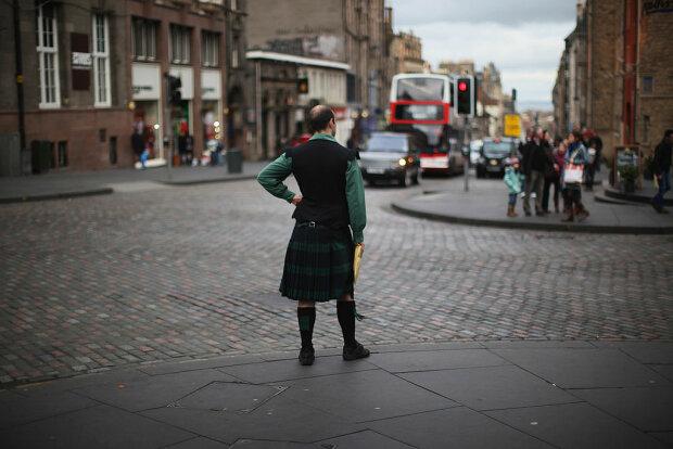 Мужчина в юбке, фото: Getty Images