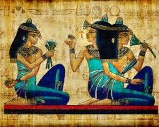 стародавні єгиптянки