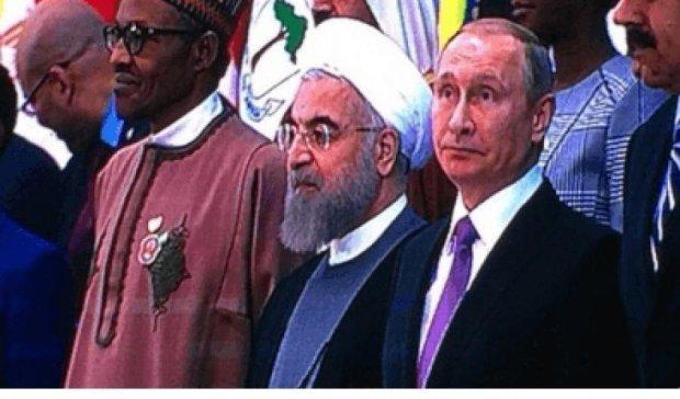 Просто никому не интересно: В Иране сорвали выступление Путина (фото)