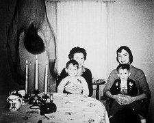 Ужасающая фотография семейства Куперов