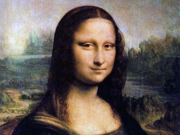 Невероятная визажистка превратилась в Мону Лизу за несколько минут: Да Винчи мучился 12 лет