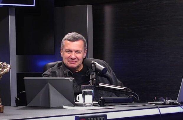 Владимир Соловьев, скриншот: YouTube