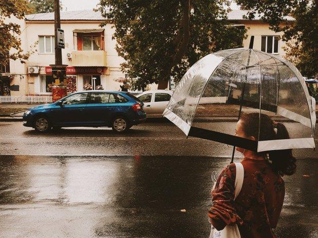 Погода на неделю в Украине: синоптики назвали день, когда дождь прекратится