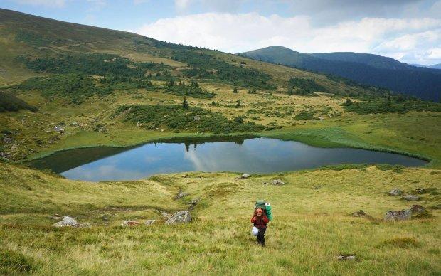 Втрачена велич Карпат: старовинні знімки озера Шибене