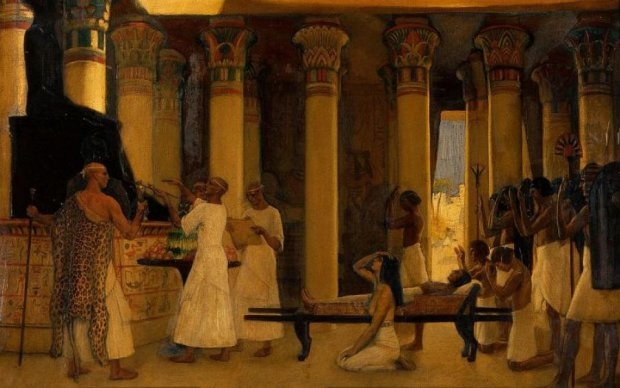 Археологи нашли древнеегипетский тест на беременность