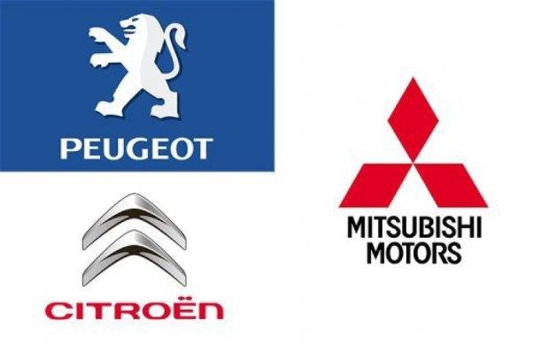 Peugeot-Citroen і Mitsubishi не будуть виробляти авто в Росії