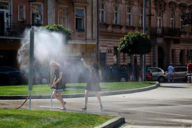 Охладитесь, никуда не уезжая: в Киеве появятся необычные места, такое всем понравится