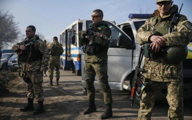 Обмен заложниками: в сети показали первые кадры