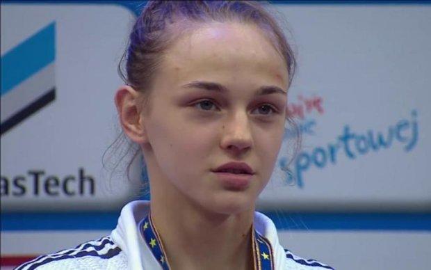 Відмудохала угорку: юна українка виграла турнір Великого Шолома