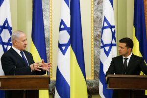 Зеленський і Нетаньяху