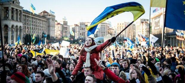 протесты студентов на Майдане, фото Getty Images