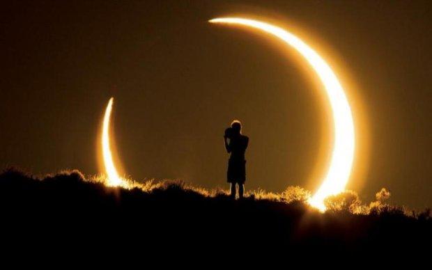 Кривавий Місяць над Землею: пряма трансляція