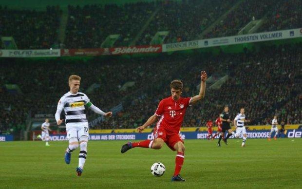 Бавария укрепила лидерство в чемпионате Германии