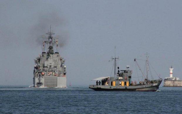 """Путін підібрав хвоста: """"непереможний"""" російський флот тікає з Сирії"""