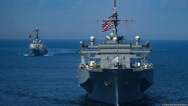 Флагман американского флота ворвался в Черное море: готовят жесткое наказание для Путина