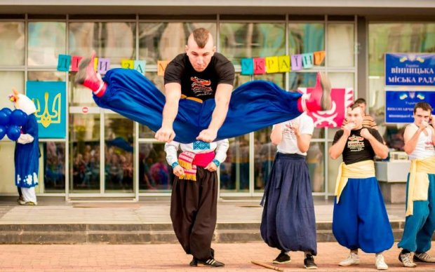 Боевой гопак стал национальным видом спорта в Украине