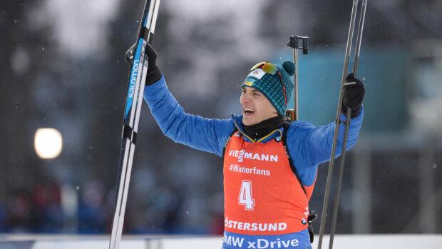 Дмитро Підручний став чемпіоном світу в гонці переслідування