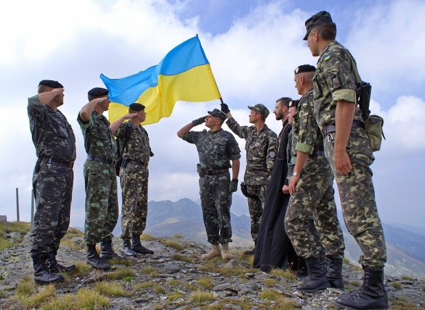 Українські військові, NewsOne