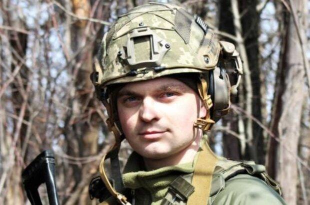 Офіцер ЗСУ Дмитро, фото: Facebook