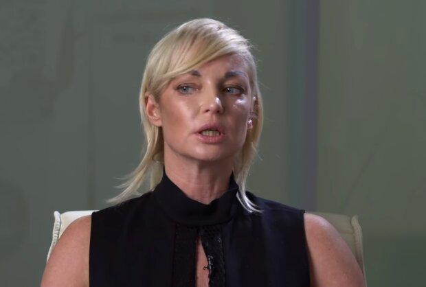 Анастасия Волочкова, скрин из видео