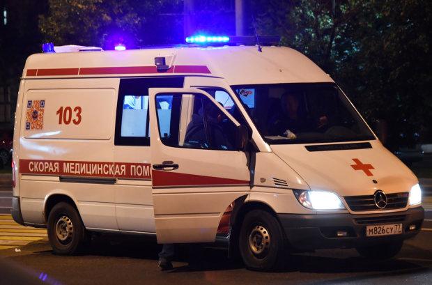 Відомий російський актор ледь не помер на репетиції: серйозна травма й кровотеча, медики роблять все можливе