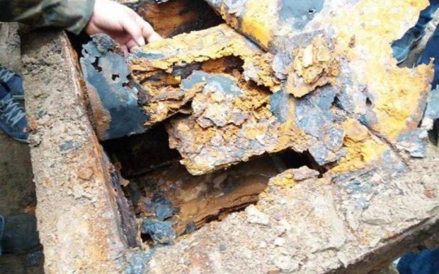 Сенсационная находка разочаровала украинских археологов
