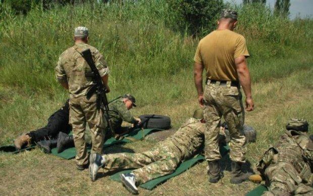 """Мешканців прифронтових територій навчили """"трюкам"""" ЗСУ"""