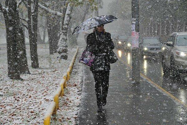 Погода 22 грудня: стихія зіпсує вінничанам вихідний, про прогулянки краще забути
