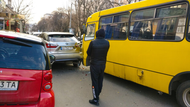 Київські маршрутки, Соцпортал