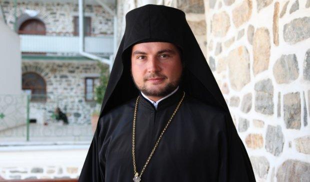 Захарченко показав покаянну записку єпископа Драбинко