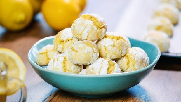 Вам точно сподобається: рецепт лимонного печива