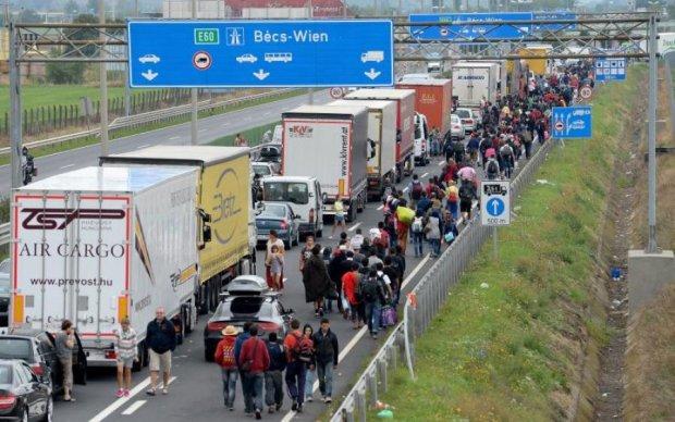 Австрийцы нашли способ зарабатывать на малолетних  беженцах