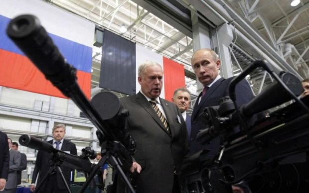 Стало известно, кто снабжал Путина оружием