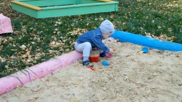 Ребенок, фото: скриншот из видео