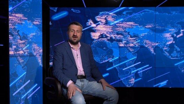 Тарас Загородній, скріншот відео