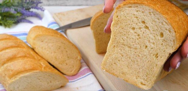 Хліб, фото: скріншот з відео