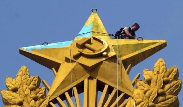 Справа пофарбованої зірки в Москві: суд відклали до 24 серпня