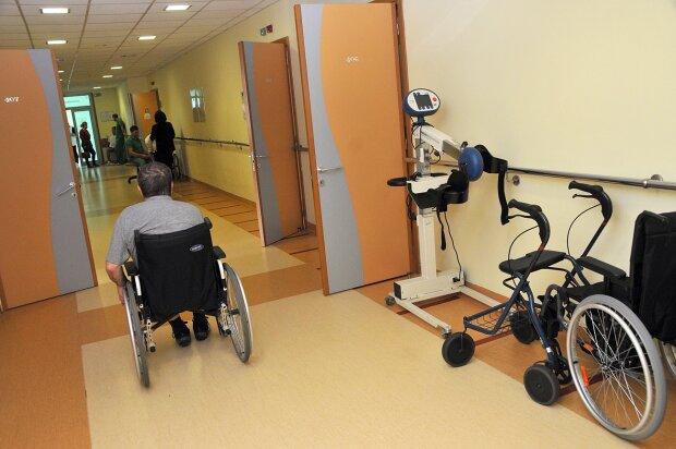 Медичний заклад, фото: DT.UA