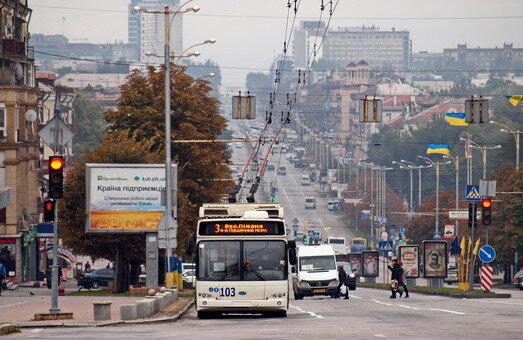 У Запоріжжі зміниться рух транспорту: що потрібно знати